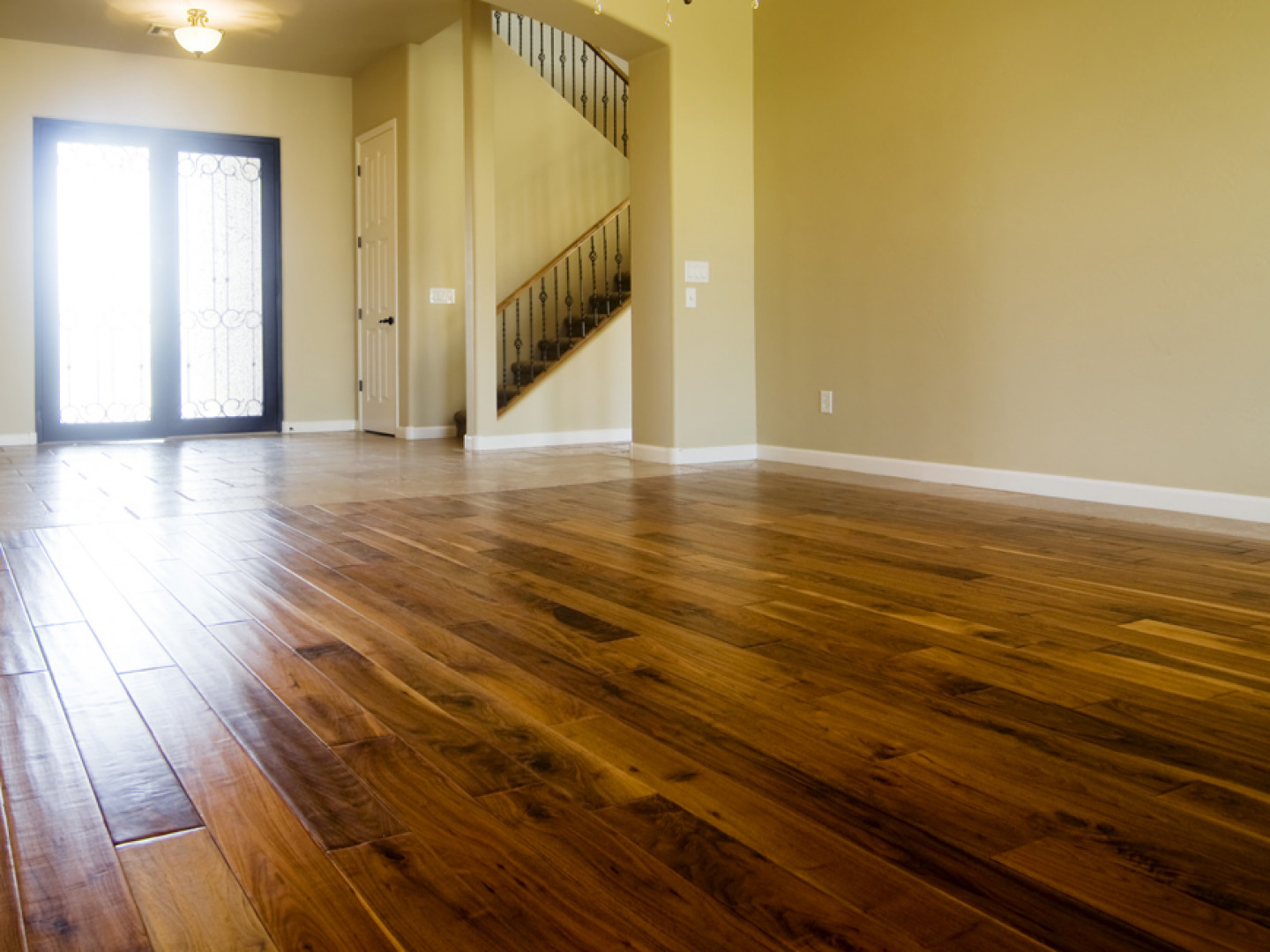 From New Flooring Installation to Floor Refinishing Service